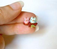 Mijbil Creatures: Tiny owls