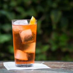 Aperol's bitter orange complexity is a natural foil for tequila. The Aperol Tequila Swizzle is a great choice.