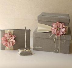 Wedding Card Box Wedding Money Box   - DIY?