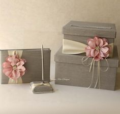 Wedding Card Box Wedding Money Box   - DIY?