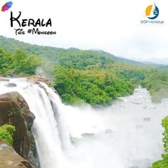 Athirapally falls are the #Largest #WaterFalls in #Kerela, which makes this place to be one of the best places to visit in this #Season. The magnificent #AthirapallyFalls is at it's best in the #Monsoon! For packages call us: 09873641873 or drop a comment. #KerelaDairies #TravelIndia #SouthIndia #Explore #HolidayPackages #Holiday #Travelling #Trip #Packages #GonnaMissIt #Travel #Offer #TravelDeal #Traveltheworld #Weekend #Experience #BestPackages #Getaway #MonsoonPackages #TravelTuesday…