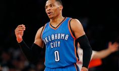 Thunder's Russell Westbrook, Pacers' Paul George named NBA Players of the Week = Oklahoma City Thunder point guard Russell Westbrook and Indiana Pacers forward Paul George were named the NBA Players of the Week for games on April 2-9. In the past week, Westbrook etched his name permanently in the NBA record books, as he became the first player since…..