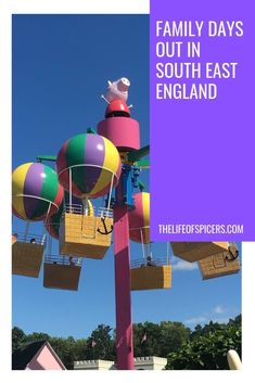 Need ideas for family friendly days out in the UK? Check out these top Family Days Out In South East England for inspiration for your next family trip. Family Days Out Uk, Days Out With Kids, Traveling With Baby, Travel With Kids, Family Travel, Airplane Activities, Legoland Windsor, Runaway Train, South East England