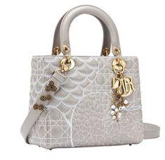 Le sac Lady Dior par David Wiseman