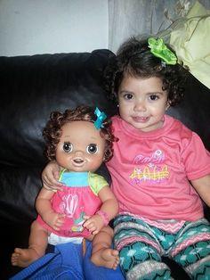 Куклы и дети: кто на кого похож?