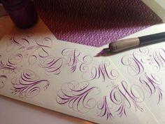 purple-calligraphy.jpg 640×480 ピクセル