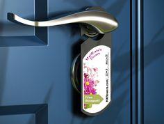 Get very beautiful door hangers with very best prices from Las Vegas. Order Now: