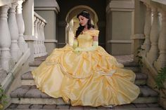 Belle dress! One day I will have this! I just wish it wasn't $450.00!