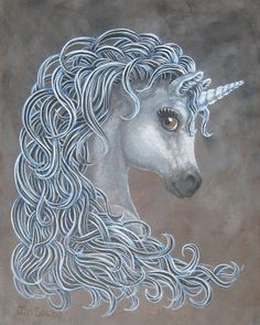 An Arabian Unicorn...the best of both!
