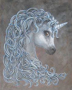 An Arabian Unicorn...the best of both!