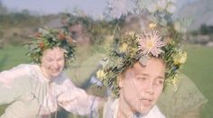 Midsommar is maybe the first movie that defies the idea that horror is dark. Series Movies, Film Movie, Movies Showing, Movies And Tv Shows, Color In Film, Film Theory, Florence Pugh, Aesthetic Movies, Film Stills