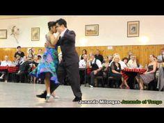 SEBASTIAN ACHAVAL Y ROXANA SUAREZ EN LA BALDOSA 02 - YouTube