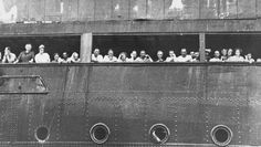 Jewish refugees fleeing the Nazi's aboard the MS St. Louis, which was turned back at the U.S. border, condeming all its passengers to death during the Holocaust | Foto: Creative Commons