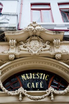 Majestic Café - Porto, Portugal Travel to Porto in Portugal to enjoy the architecture and beauty of the city. -- Have a look at http://www.travelerguides.net