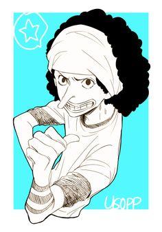 One Piece, Usopp