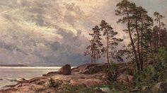 Efter regnet by Magnus Hjalmar Munsterhjelm