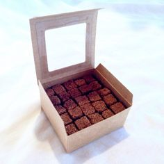 Spiced Chocolate Organic Sugar Cubes by Pop Organic Confections on Gourmly