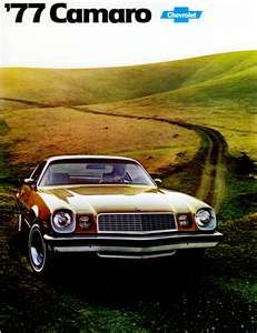 1977◙◙ This was the Camaro! Perhaps I was conceived n 1...lol