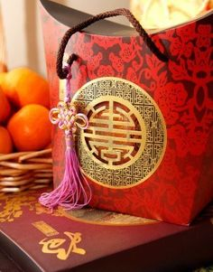 Chinese New Year festive gift