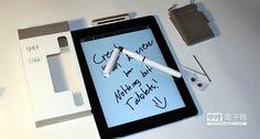蘋果下一步 手寫筆iPen蓄勢待發