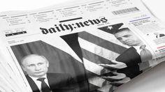 Editorial Design Inspiration: Daily News