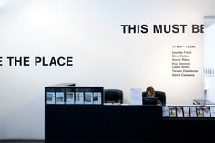 Jerwood - This Must Be The Place | THIS IS Studio