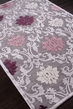 Jaipur Rugs Fables Glamorous Gray Area Rugs