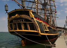 One of the ships used in Pirates of the Caribbean was sunk by Hurricane Sandy!