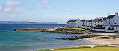 The Isle of Islay may seem remote, but it's a perfect place to get away from it all.
