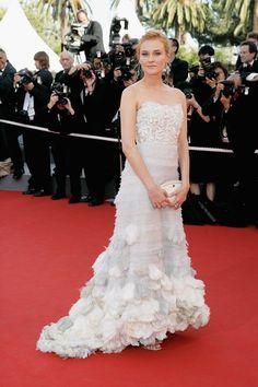 Diane K at Cannes 2006