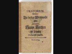Peter Kooij - J.S. Bach,  Weihnachtsoratorium - Großer Herr, O Starker König (Collegium Vocale, Philippe Herreweghe)