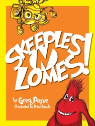 """Skeeples N Lomes"" by Greg Payne. The task was too important not to try something new. Skeeples and Lomes is the parable that explains how leaders and parents must work together to influence the next generation. #thinkorange #kidmin"