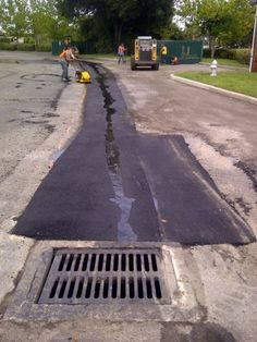 Drainage improvements in Tampa Bay