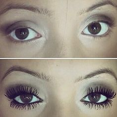 Tired of using 5 different mascaras in the morning?! ONE AMAZING PRODUCT and you can achieve this look! 3D Fiber Lash Mascara works wonders. try it here:  https://www.youniqueproducts.com/christinad/products/view/US-1017-00
