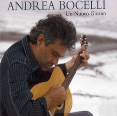 Andrea Bocelli - my hands down fav