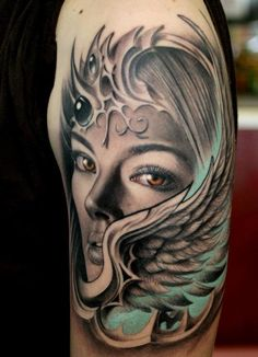 fittingtattoo.com meanings valkyrie