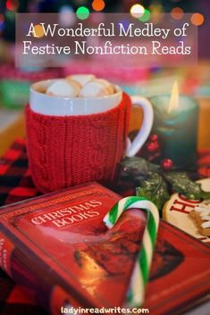 A Wonderful Medley of Festive Nonfiction Reads - Lady In Read Writes