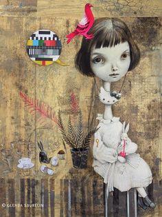 Glenda Sburelin | Alice in Wonderland
