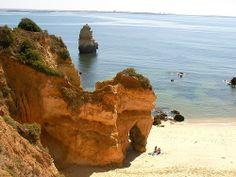 Praia do Camilo - Lagos - Portugal