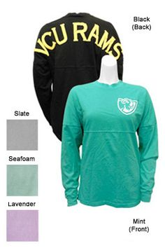VCU Rams Spirit Jersey - $39.99 #VCU Virginia Commonwealth University