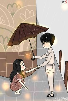legends of the blue sea Cute Couple Cartoon, Cute Couple Art, Cute Love Cartoons, Legend Of The Blue Sea Kdrama, Legend Of Blue Sea, Legend Of The Blue Sea Wallpaper, Sea Drawing, Cute Couple Wallpaper, Chibi