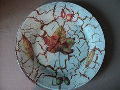 Cómo craquelar sobre cristal, paso a paso en bricolaje facilisimo.com