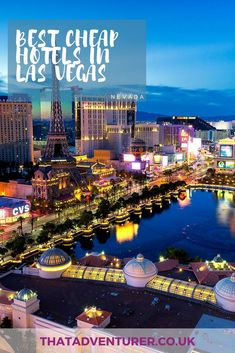 Best cheap hotels in las vegas. Heading To Las Vegas, Nevada and need somewhere to stay? Take a look at these affordable, budget, stylish hotels and casinos that will leave you with more money for the slots in Vegas!