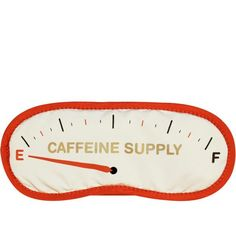 F1 Caffeine Supply Eye Mask
