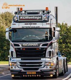 Scania R500 6x2, KGMontage.