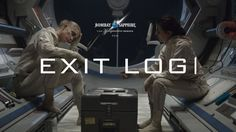 """""""Exit Log"""", A Sci-Fi Short Film About Two Time Traveling Astronauts"""