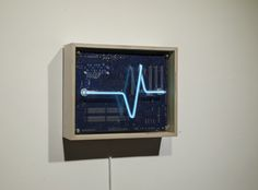 we create [dys]functional spectr-objects using recycled electronics and light. Recycling, Objects, Neon Signs, Upcycle