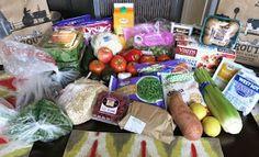 The Healthy Sooner: Weekly Grocery Run