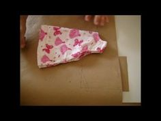 Como tirar o molde de uma roupa pronta   Cantinho do Video Costura em Roupas