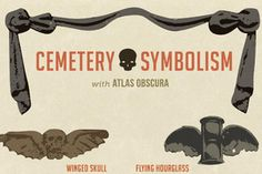 To convey the lives of the people buried beneath them, and the expectations for what comes after death, symbolism has long been part of tombstones. Halloween Stories, 31 Days Of Halloween, Creepy Halloween, Halloween Projects, Halloween Town, Halloween Ideas, Unusual Headstones, Cemetery Art, Family Genealogy